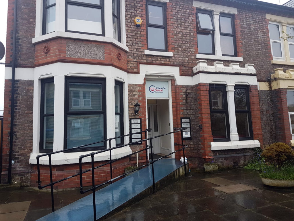 Liverpool Dental practice open